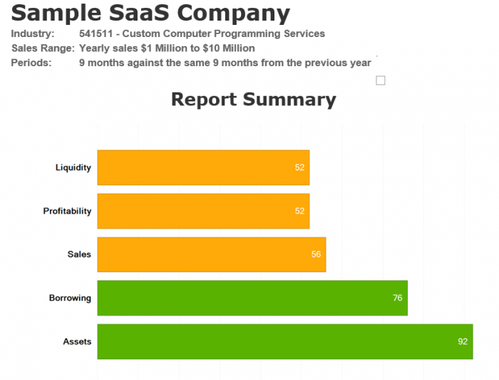 Exclusive Free SaaS CFO review